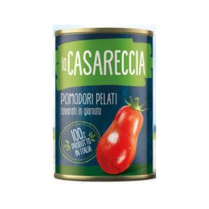 Alimentari Buonconsiglio LA CASARECCIA POMODORI PELATI GR. 400
