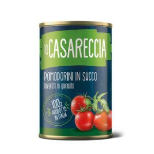 Alimentari Buonconsiglio LA CASERECCIA POMODORINI 400 GR