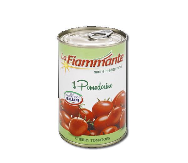 Alimentari Buonconsiglio LA FIAMMANTE POMODORINI 400 GR