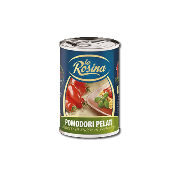 Alimentari Buonconsiglio LA ROSINA POMODORI PELATI 400 GR