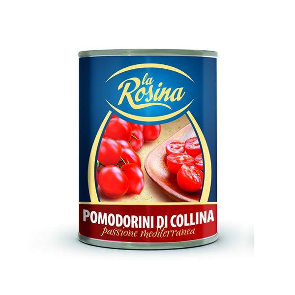 Alimentari Buonconsiglio LA ROSINA POMODORINI 400 GR