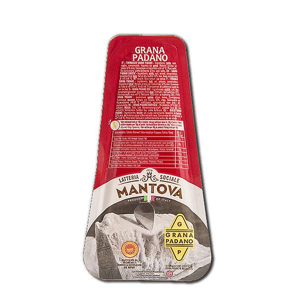 Alimentari Buonconsiglio - LATTERIA MANTOVA GRANA PADANO GR. 200