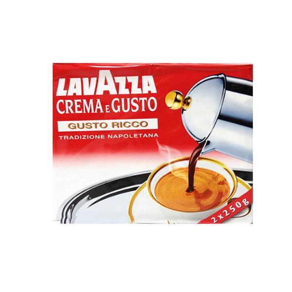 Alimentari Buonconsiglio LAVAZZA CREMA E GUSTO RICCO 2 X 250 GR