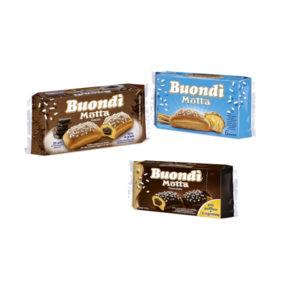 Alimentari Buonconsiglio MOTTA BUONDì VARI GUSTI 6 PEZZI