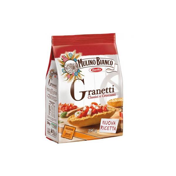 Alimentari Buonconsiglio MULINO BIANCO GRANETTI DORATI 280 GR