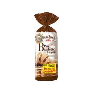 Alimentari Buonconsiglio - MULINO BIANCO PAN BAULETTO INTEGRALE GR. 400