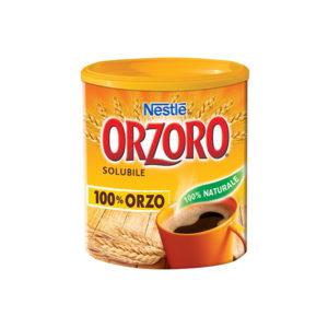 Alimentari Buonconsiglio NESTLE' ORZORO SOLUBILE GR. 120