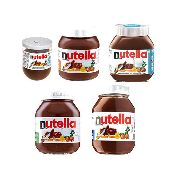 Alimentari Buonconsiglio NUTELLA VARI FORMATI