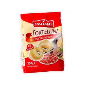Alimentari Buonconsiglio PAGANI TORTELLINI PROSCIUTTO CRUDO 250 GR