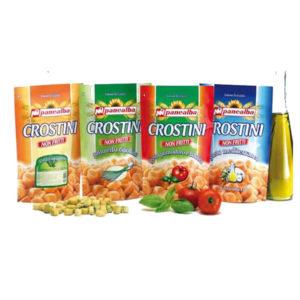 Alimentari Buonconsiglio PANEALBA CROSTINI 100 GR VARI GUSTI