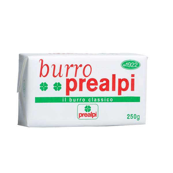 Alimentari Buonconsiglio - PREALPI BURRO GR. 250