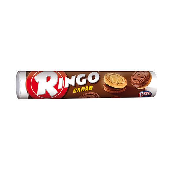 Alimentari Buonconsiglio RINGO TUBO GUSTO CACAO 165 GR