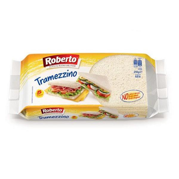 Alimentari Buonconsiglio - ROBERTO PANE PER TRAMEZZINO GR. 250