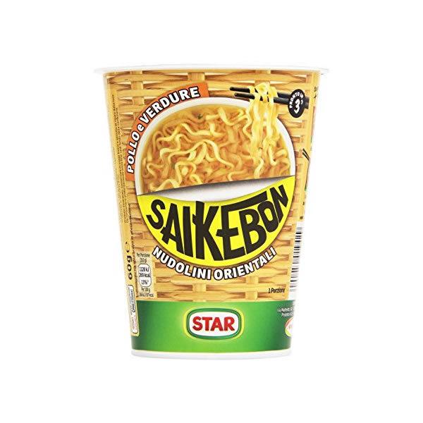 Alimentari Buonconsiglio SAIKEBON POLLO E VERDURE 60 GR