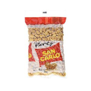 Alimentari Buonconsiglio SAN CARLO ARACHIDI SALATI 300 GR