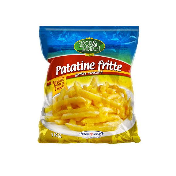 Alimentari Buonconsiglio - SAPORI E TRADIZIONI PATATINE FRITTE KG.1