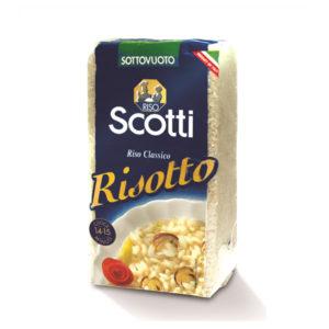 Alimentari Buonconsiglio SCOTTI RISO PER RISOTTI KG. 1