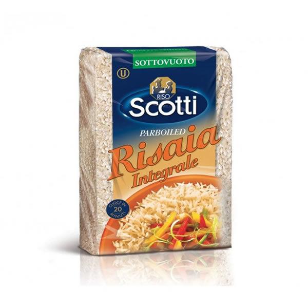 Alimentari Buonconsiglio SCOTTI RISO RISAIA INTEGRALE 1 KG