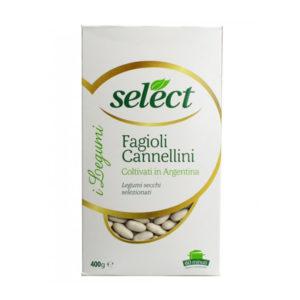Alimentari Buonconsiglio SELECT FAGIOLI CANNELLINI 400 GR
