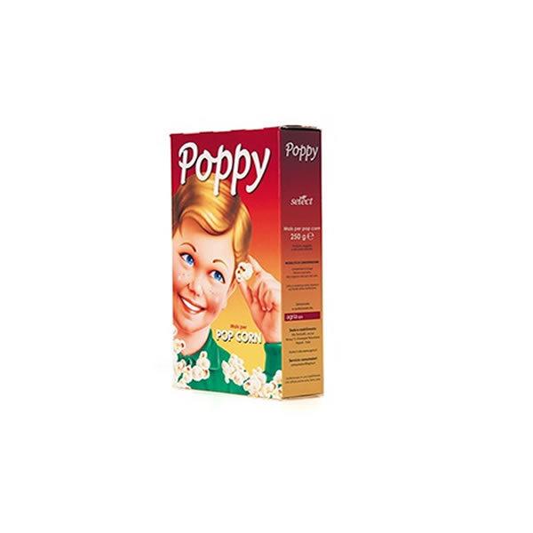 Alimentari Buonconsiglio SELECT POP CORN POPPY 250 GR