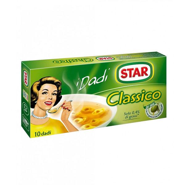 Alimentari Buonconsiglio STAR IL MIO DADO CLASSICO X10 CUBI