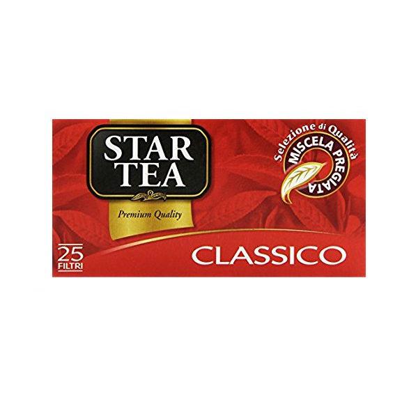 Alimentari Buonconsiglio STAR TEA CLASSICO X25