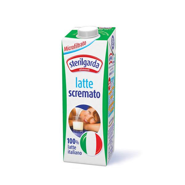 Alimentari Buonconsiglio STERILGARDA LATTE SCREMATO 1 L