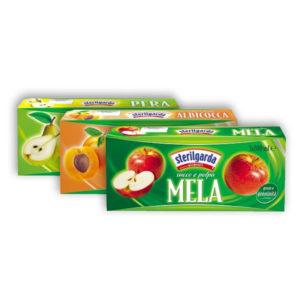 Alimentari Buonconsiglio STERILGARDA SUCCHI 3 X 200 ML VARI GUSTI