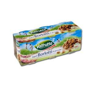 Alimentari Buonconsiglio VALFRUTTA BORLOTTI 3 X 400 GR