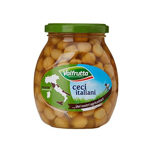 Alimentari Buonconsiglio VALFRUTTA CECI GR. 370