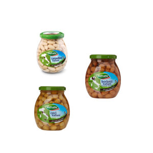 Alimentari Buonconsiglio VALFRUTTA LEGUMI VARI GR. 370