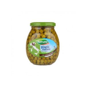 Alimentari Buonconsiglio - VALFRUTTA PISELLI PICCOLISSIMI GR. 370