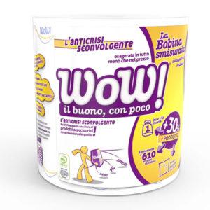 Alimentari Buonconsiglio - WOW BOBINA SMISURATA