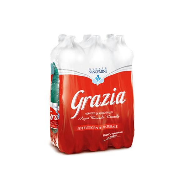 Alimentari Buonconsiglio ACQUA GRAZIA 6 X 1.5 L