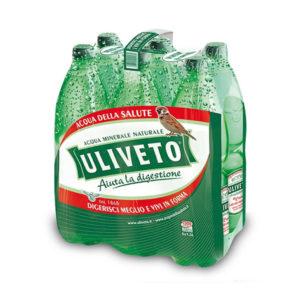 Alimentari Buonconsiglio ACQUA ULIVETO 6 X 1.5 L