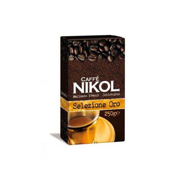 Alimentari Buonconsiglio CAFE' NIKOL SELEZIONE ORO 250 GR