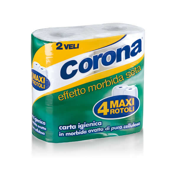 Alimentari Buonconsiglio CARTA IGIENICA CORONA X 4