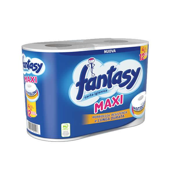 Alimentari Buonconsiglio CARTA IGIENICA FANTASY X 4