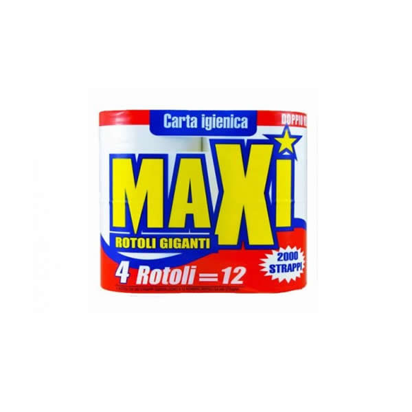 Alimentari Buonconsiglio CARTA IGIENICA MAXI X 4