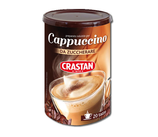Alimentari Buonconsiglio CRASTAN CAPPUCCINO 250 GR