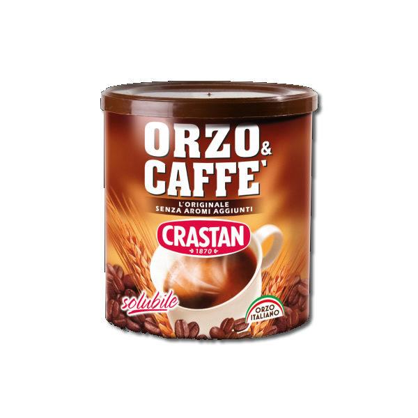 Alimentari Buonconsiglio CRASTAN ORZO E CAFFE' 120 GR