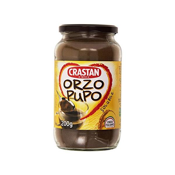 Alimentari Buonconsiglio CRASTAN ORZO SOLUBILE 200 GR