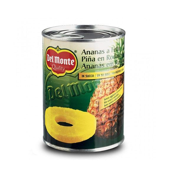 Alimentari Buonconsiglio DEL MONTE ANANAS IN SUCCO 565 GR