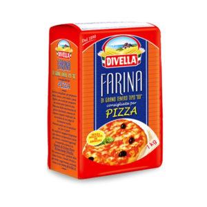 Alimentari Buonconsiglio DIVELLA FARINA PER PIZZA 1 KG