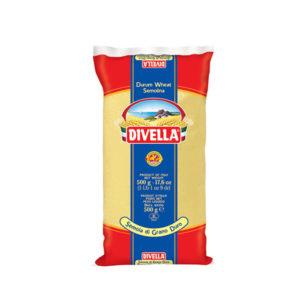Alimentari Buonconsiglio DIVELLA SEMOLA DI GRANO DURO 500 GR