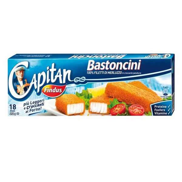 Alimentari Buonconsiglio FINDUS BASTONCINI X 18