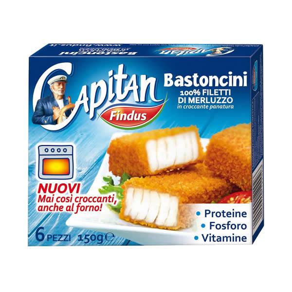 Alimentari Buonconsiglio FINDUS BASTONCINI X 6