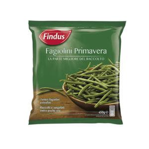Alimentari Buonconsiglio FINDUS FAGIOLINI PRIMAVERA 450 GR