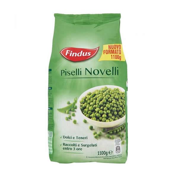 Alimentari Buonconsiglio FINDUS PISELLI NOVELLI 1100 GR