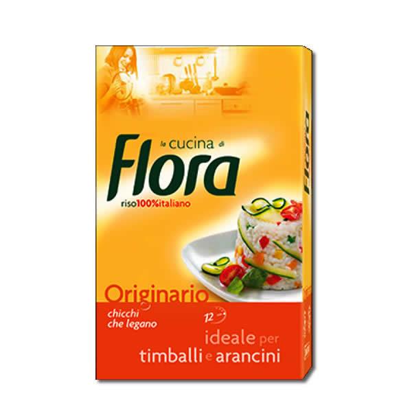 Alimentari Buonconsiglio FLORA RISO ORIGINARIO 1 KG